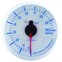 DEPO óra, műszer WBL 52mm - Fordulatszám mérő
